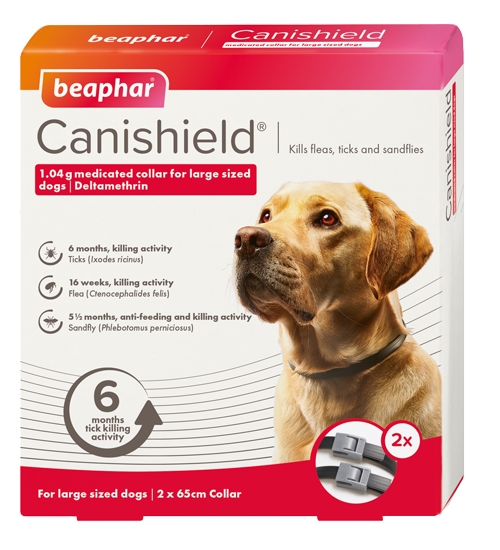 Beaphar Canishield Large Dog