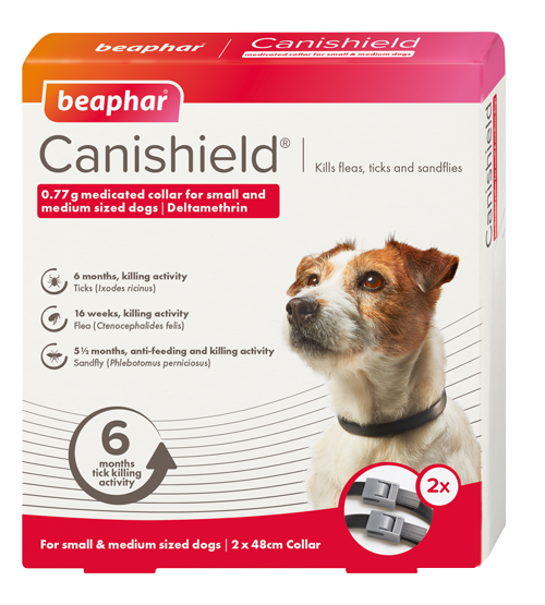 Beaphar Canishield Small Dog