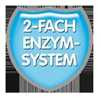 2-fach-Enzym-System
