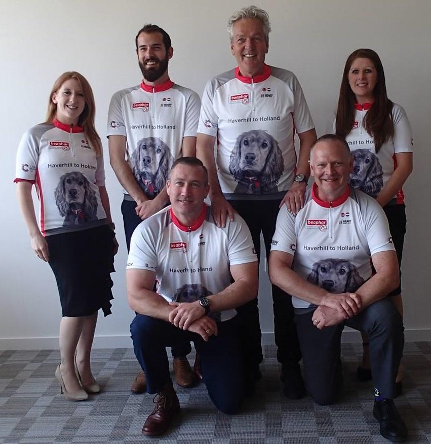 Bikeride team UK