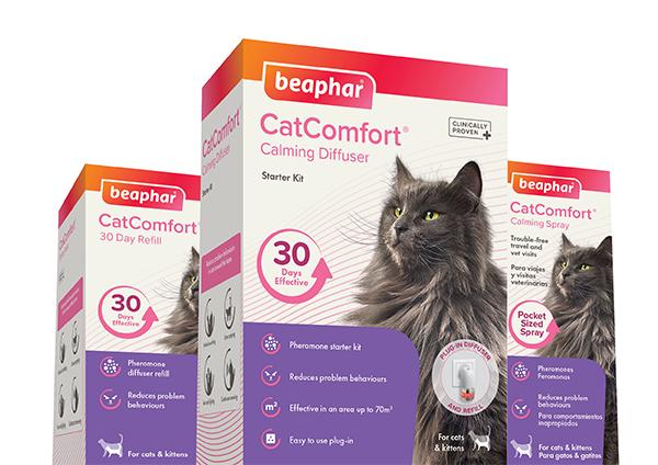 Beaphar CatComfort Calming Range